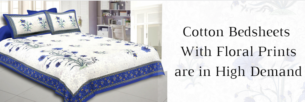 Stated To Be One Of The Most Easily Spread And Exotically Soft, The Cotton  Bedsheets Are Always A Delight To Own. They Appear To Be Wonderful And Have  ...