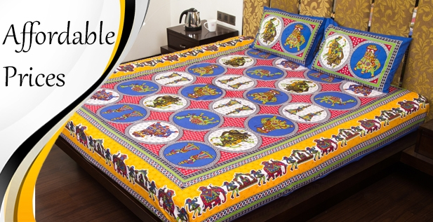 Printed Bed Sheets Are Very Popular These Days Because It Displays Pure  Elegance In The Bedroom. The Craze For Having Printed Bed Sheet Can Be  Traced Back ...