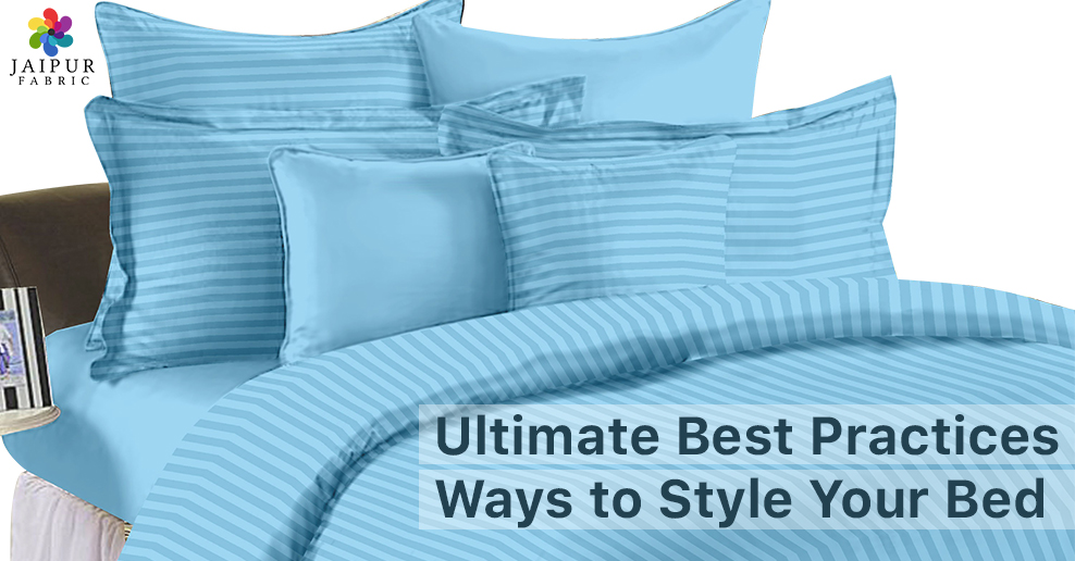 Ways to Style Your Bed
