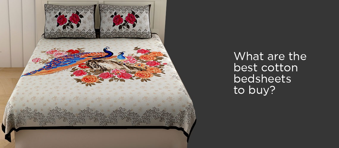 What are the best cotton bedsheets to buy?