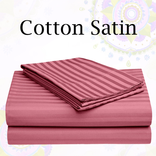 Cotton Satin