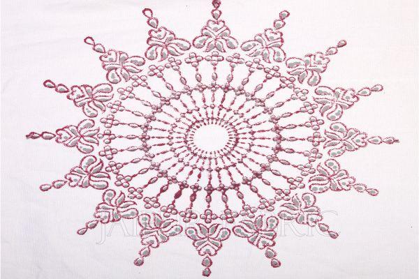 Rajasthani Rangoli Print Table Mat