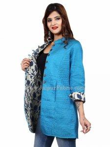 Women Firozi Jacket