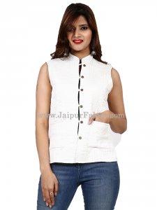 Women White  Jacket