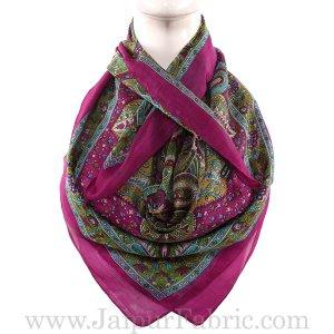 Silk Scarf Rani Paisley Design