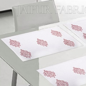 Block Print Table Mat