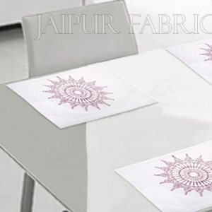 Rajasthani Rangoli Print Table Mat
