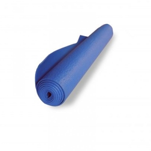 Blue 6 MM Thick Anti Skid/Non Slip Yoga Mat