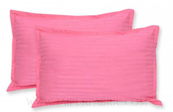 Baby Pink Color Pillow Cover Pair