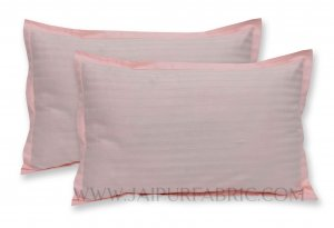 Peach Color Pillow Cover Pair