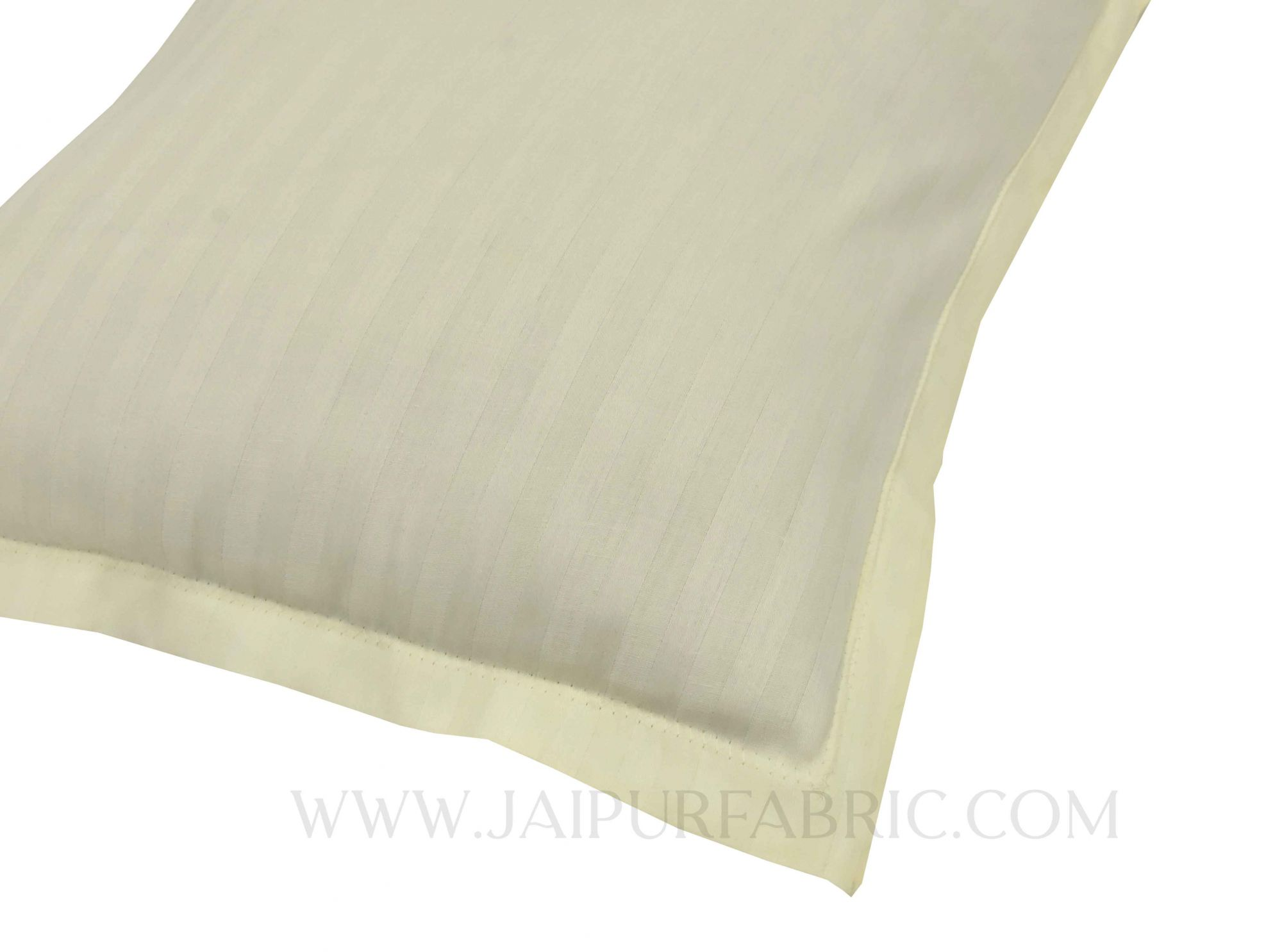 Cream Color Pillow Cover Pair