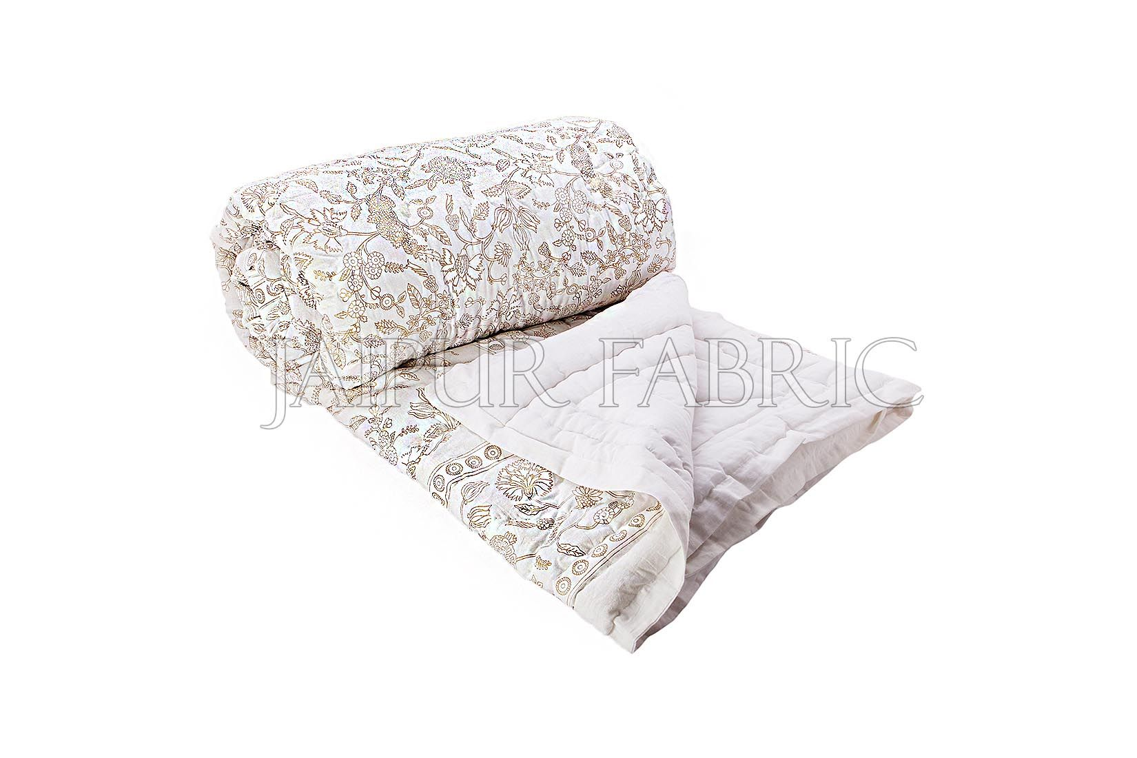COMBO10 - Set of Double Bed Sheet & Double Bed Quilt