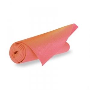 Orange 4 MM Thick Anti Skid/Non Slip Yoga Mat