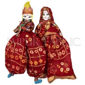 Rajasthani Handmade Puppets
