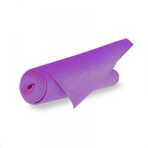 Purple 4 MM Thick Anti Skid/Non Slip Yoga Mat