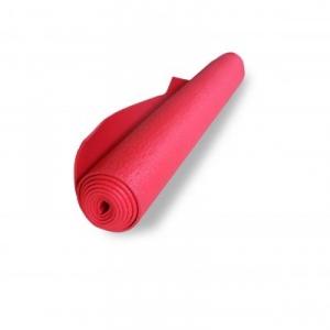 Red 4 MM Thick Anti Skid/Non Slip Yoga Mat